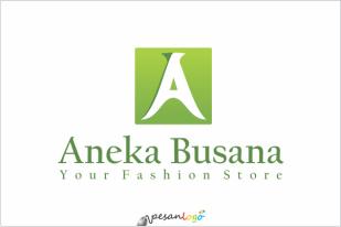Logo Aneka Busana