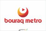 logo bouraq metro
