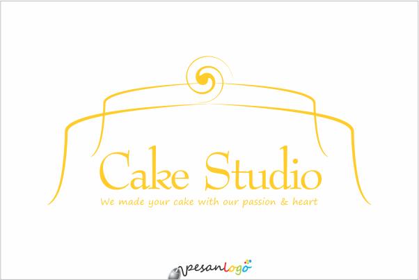 logo cake studio
