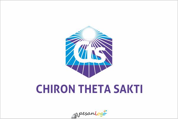 Chiron Teta Sakti Logo
