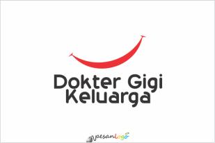 Logo Dokter Gigi Keluarga
