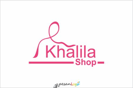 Logo Khalila Shop