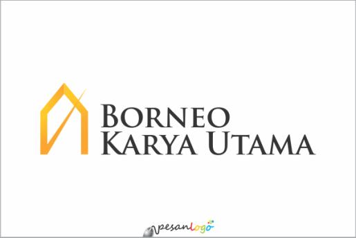 logo borneo karya utama