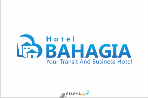 logo hotel bahagia
