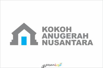 logo kokoh anugerah nusantara