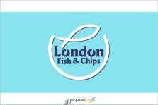 logo london fish & chips