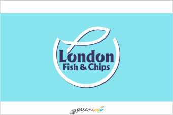 logo london fish & chips