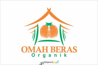 logo omah beras