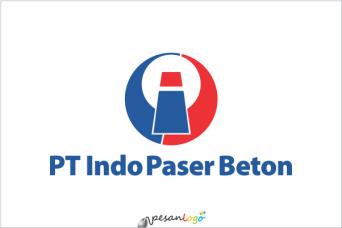 logo PT Indo Paser Beton