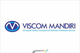 Logo Viscom Mandiri