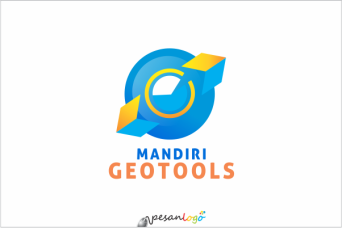 Mandiri Geotools logo