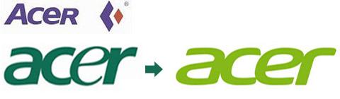 logo baru acer
