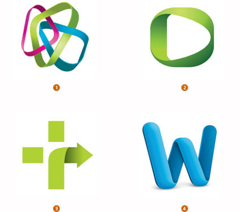 trend logo banded