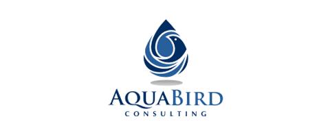 logo aquabird