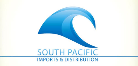 logo south pacific