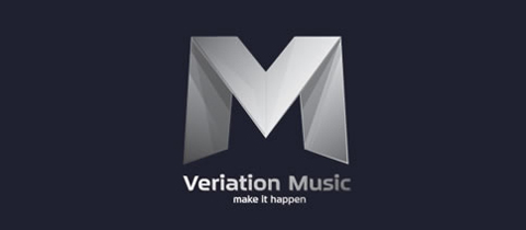 veriation music logo