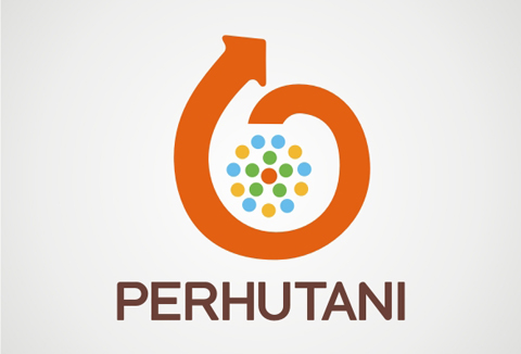 logo perhutani