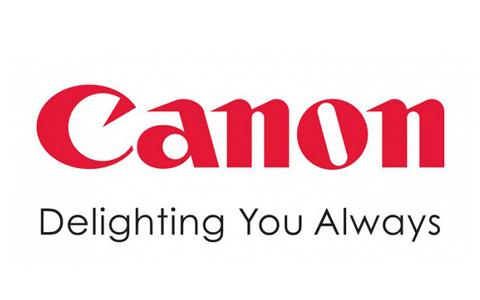logo tagline canon