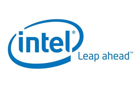 logo tagline intel