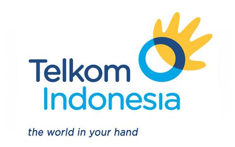 logo tagline telkom