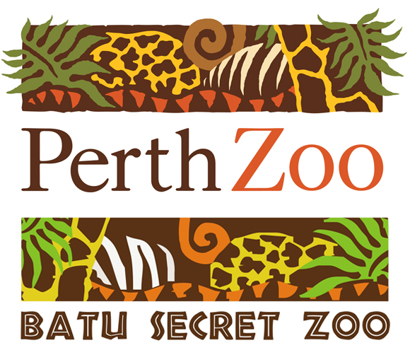 logo perth zoo batu secret zoo