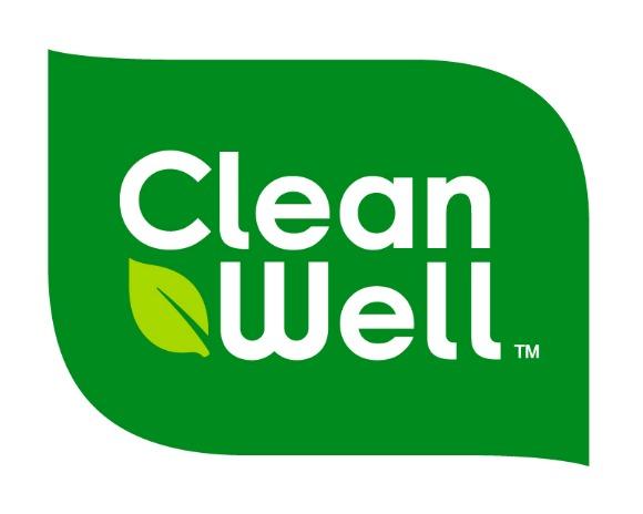 CleanWell Logo