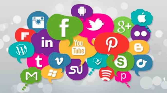 logo media sosial baru
