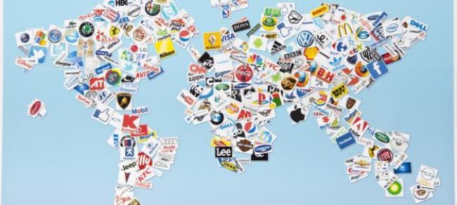 desain logo perusahaan dunia
