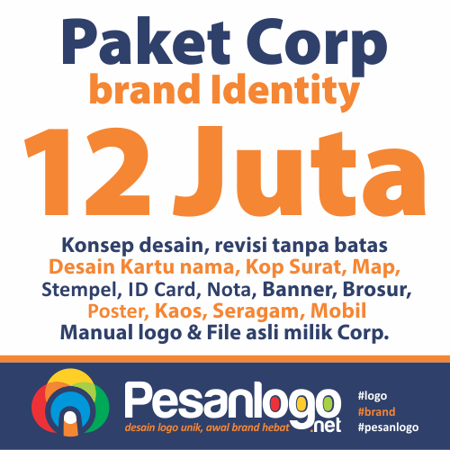 biaya desain brand identity perusahaan