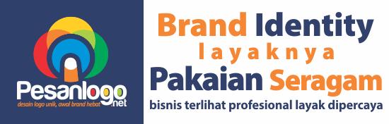 brand identity layaknya pakaian seragam