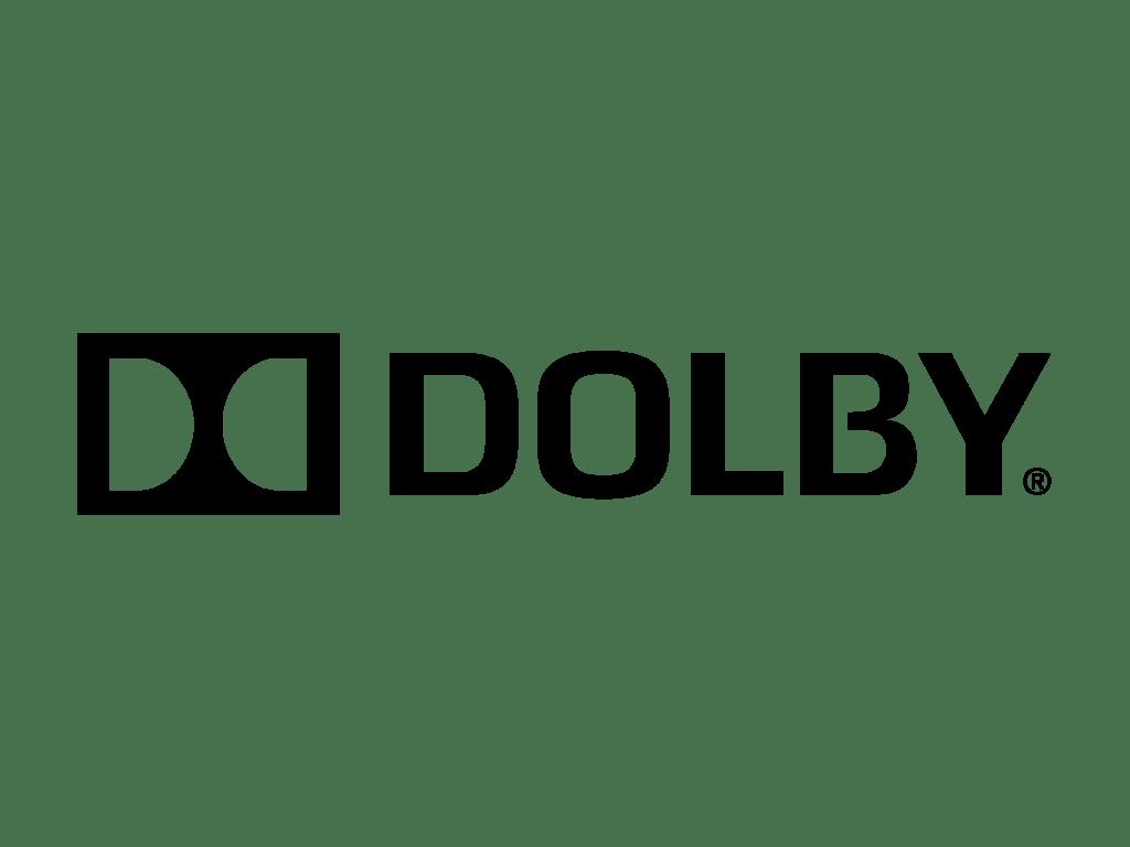Dolby logo D