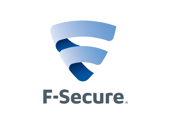 F Secure logo F