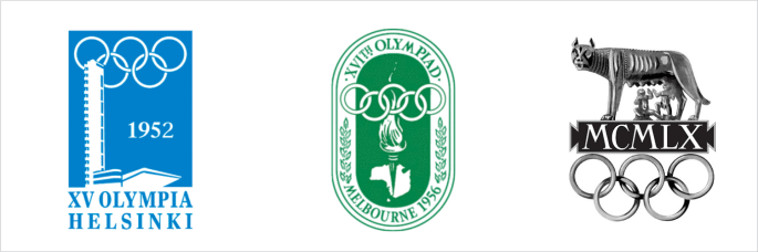 logo olimpiade 1952