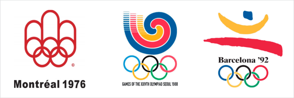 logo olimpiade 1976