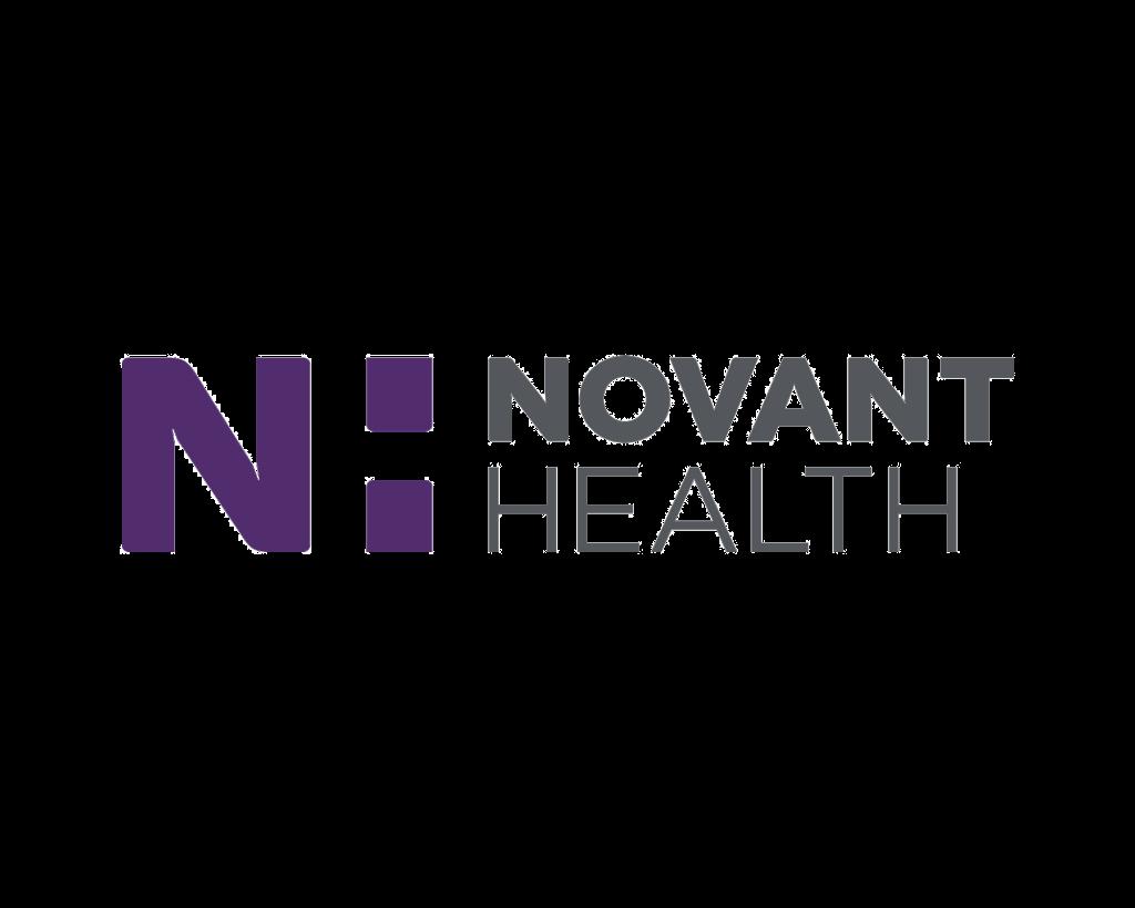 Novant Health logo N