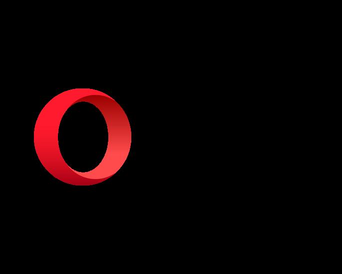 Opera logo O
