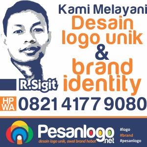 pesanlogo desain logo brand identity