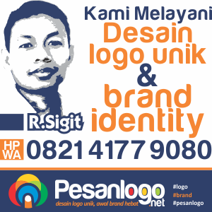profil pesanlogo.net jasa desain logo unik