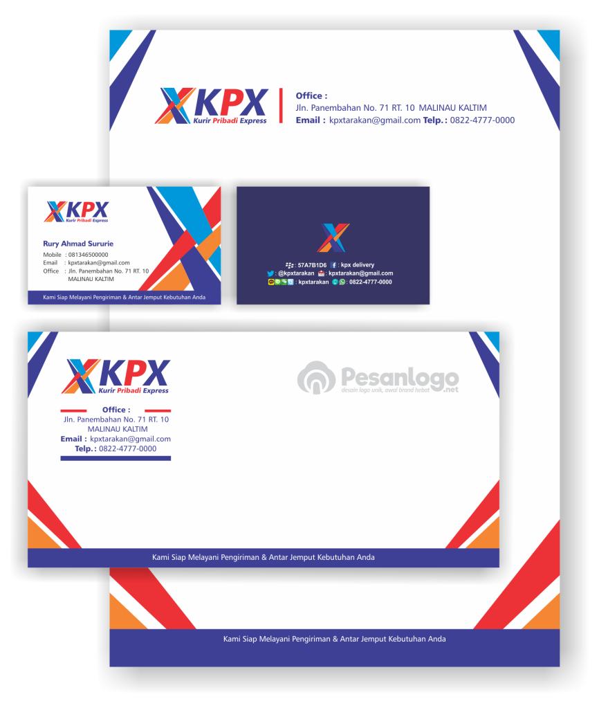 desain-kartu-nama-dan-kop-surat-kpx