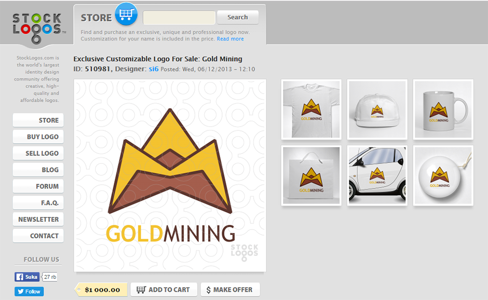gold-stocklogos