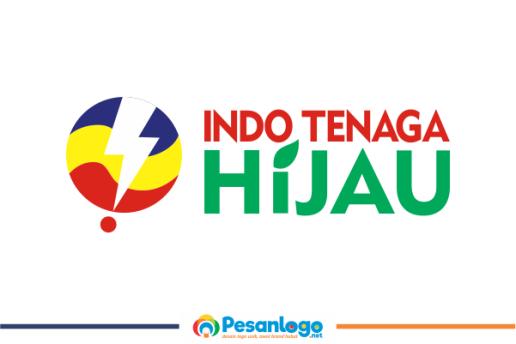logo Indo tenaga hijau