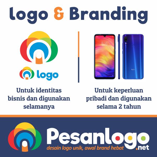 desain logo tak semahal smartphone